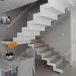 Escadas em Concreto Armado