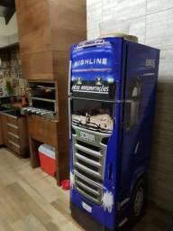 Perasonalização de freezers e geladeiras