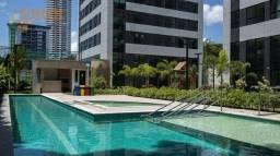 Apartamento com 2 dormitórios para alugar, 43 m² por R$ 3.200,00/mês - Parnamirim - Recife