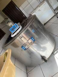 Tanque resfriador de leite 500l