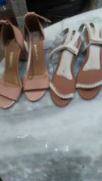 Título do anúncio: Vendo sandalias