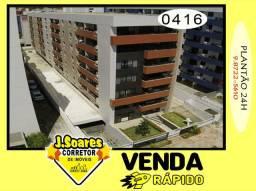 Cabo Branco, 2 quartos, suíte, 2 vgs, 59m², R$ 395.000, Vendas, Apartamento, João Pessoa