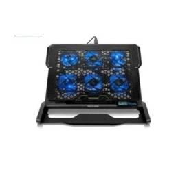 Cooler Para Notebook Com 6 Fans Led Multilaser - AC282