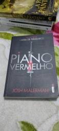 Livro Piano Vermelho Josh Malerman