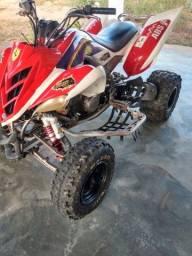 Quadriciclo Yamaha Raptor 700r
