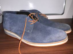 Sapato camurça Raphael Steffens