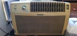 Ar condicionado janela consul 7500 classe A com defeito