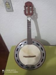 Banjo Emerson Brasa Caixa de 9