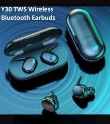 Fones Bluetooth Y30 Novos