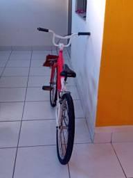Vendo bicicleta quadro big aro 24 zap *
