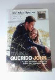 Livro Querido John - Nicholas Sparks