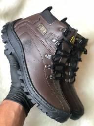Promoção bota caterpillar ( 145 com entrega)