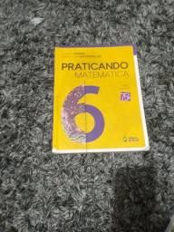 Livro de Matemática 6° ano