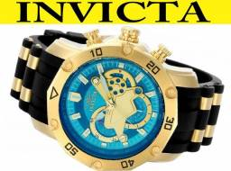 cc42f4f32a6 Relógio Invicta 23426 Ouro 18K 100% Original em 12X o melhor preço e  atendimento