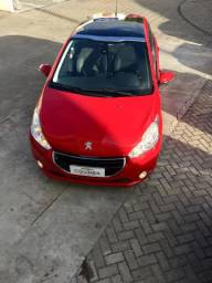 Peugeot 208 Griffe aut 13/14 ( vendido) - 2014