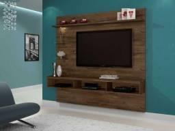 Painel Amazonas com LED e Suporte de TV incluso - Entrega Grátis - Ofertas à vista