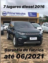 Land Rover Discovery Sport HSE 2.2 diesel automática 7 lugares 2015/2016 - 2016