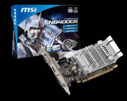 N8400gs placa de vídeo MSI