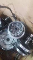 Vendo peças motor yzf250 wr250f yzf450 wr450f