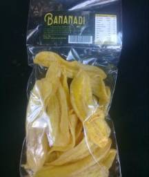 Banana Chips Crocante