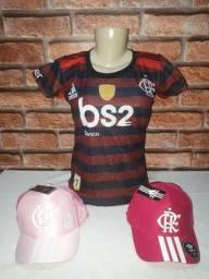 Blusinha Baby Look Do Flamengo! (P,M,G e GG)