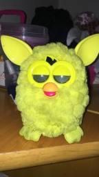 Furby amarelo raro funciono ok