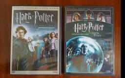 DVD duplo Harry Potter