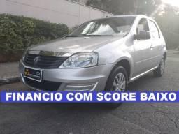 Renault logan financio sem score ficha no whatsap - 2011