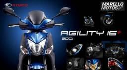 Yamaha Nmax /Honda PCX - Nova Suzuki Kymco Agility 200cc ABS (já modelo 2020) - fabricação