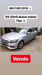 Mercedes-benz C-180 - 2016
