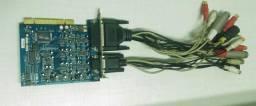 Placa de audio Delta 10 10 em até 10× no cartão