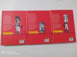 Mangá Dragon Ball edição definitiva(de luxo)
