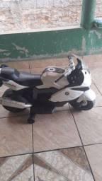 Moto eletrica bmw