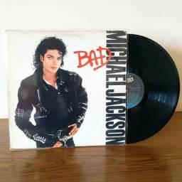 Lp Michael Jackson BAD Vinil 1987