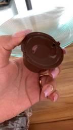 Cápsula reutilizável café