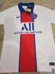 Camisa do PSG branca 2020/2021