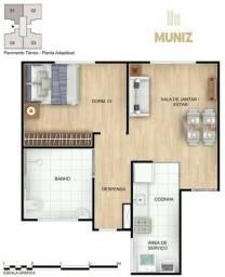 RS Lançamento em Maranguape 1 Paulista, Apartamento, 2 quartos, Minha Casa Minha Vida