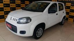 FIAT UNO 1.0 EVO VIVACE 8V FLEX 4P MANUAL - 2016
