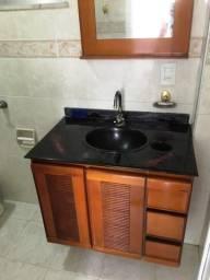 Apartamento 2 quartos + Dp empregada + garagem R$ 1.300,00 - Vista Alegre