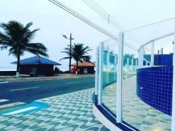 Apartamento de Frente para Praia no Centro !!! Oportunidade Mongaguá! - Caio