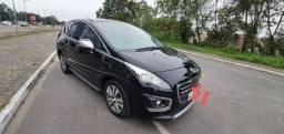 Peugeot 3008 Griffe 1.6 Thp Aut. c/ Teto Solar Valor Abaixo da Fipe
