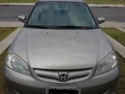 Honda civic automático - completo - raridade