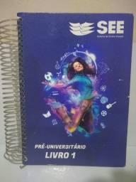 Livros Pré universitário ( Disponível )