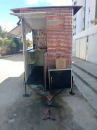 Food Truck completo apenas R$11000 (preço negociável)