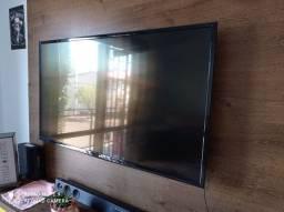 Tv smart 43 polegadas LG com controle