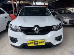 Renault Kwid 2019 + GNV (Única Dona, entrada + 48x 699)