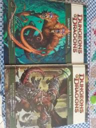 D&D 4 Edição, Manual dos monstros 1 e 2 - EN