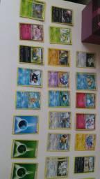 550 cartas Pokémon