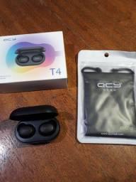 Vendo fones de ouvido bluetooth Earbuds QCY-T4