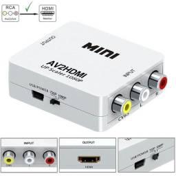 Conversor de Video AV para HDTV - 82045